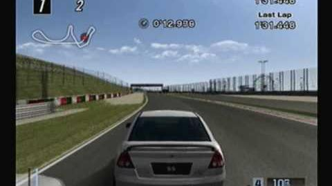 Gran Turismo 4, 670 of 708 cars 2004 Holden Commodore SS