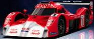 Toyota GT-ONE Race Car (TS020) '99 (GT3) Exxon Superflo