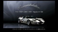 Prizecars 27-Ford GT LM Edition Spec-II ('04)