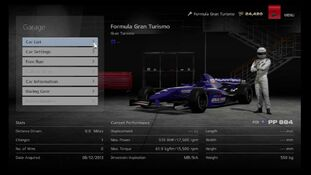 formula gran turismo gran turismo wiki fandom powered. Black Bedroom Furniture Sets. Home Design Ideas