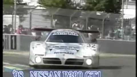 「Le mans」 Nissan R390 GT-1 「1997~1998」