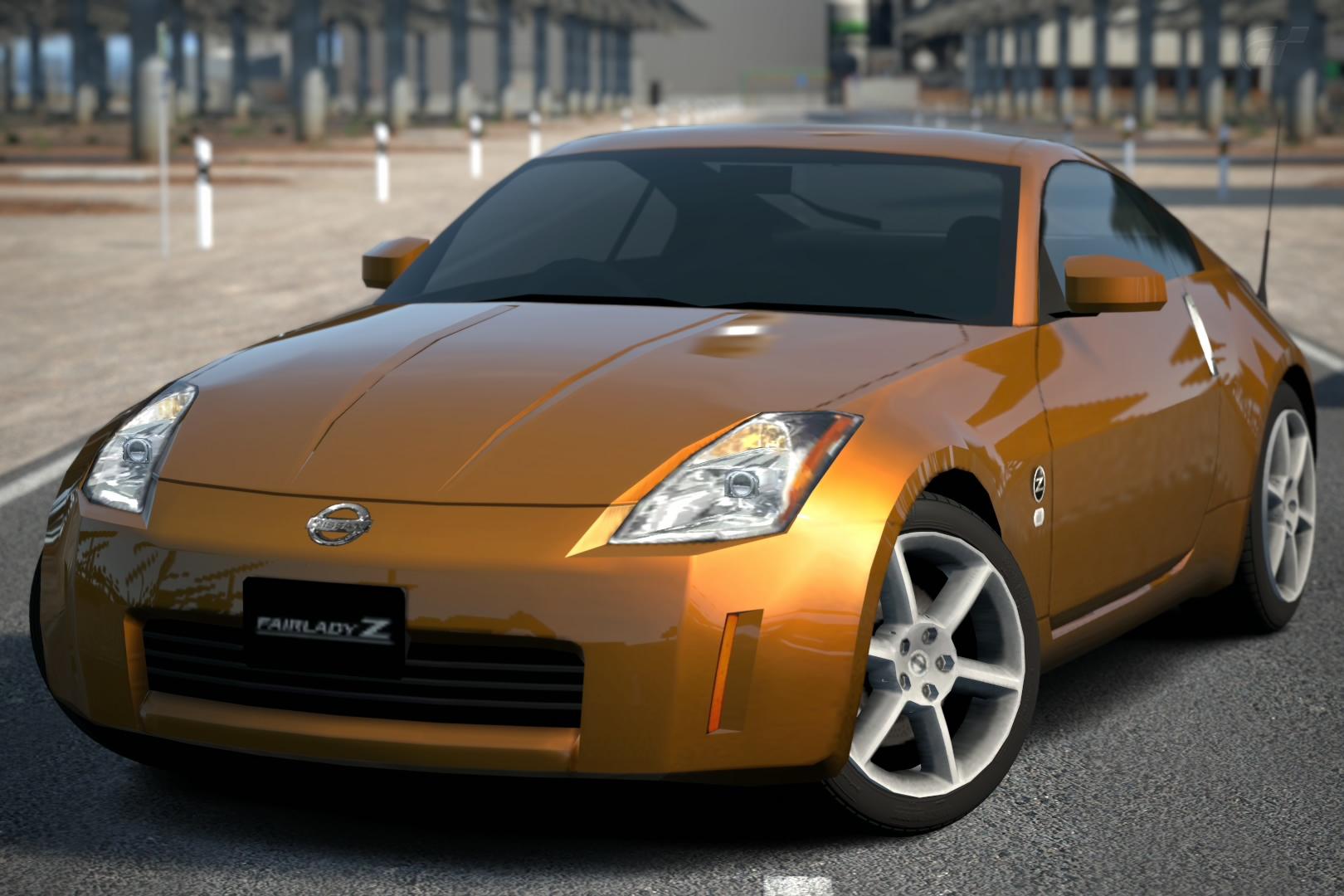 Nissan Fairlady Z Version S Z33 02 Gran Turismo Wiki