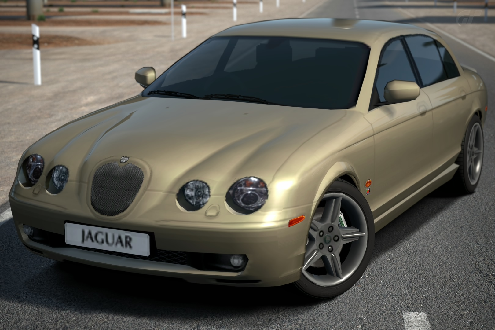 Jaguar S Type R 02 Gran Turismo Wiki Fandom Powered