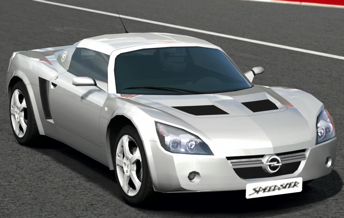 Opel Speedster '00 | Gran Turismo Wiki | FANDOM powered by ...