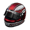 Racing Helmet Logo