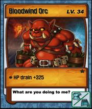 Lvl 34 - Bloodwind Orc