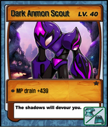 Lvl 40 - Dark Anmon Scout