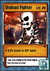 Undead Fighter Card
