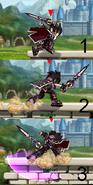 Gladiator dash atk