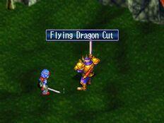Flying Dragon Cut