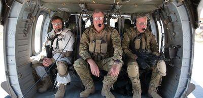 Operation Desert Stumble