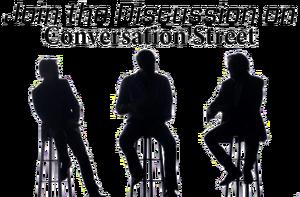 Discussion Conversation Street