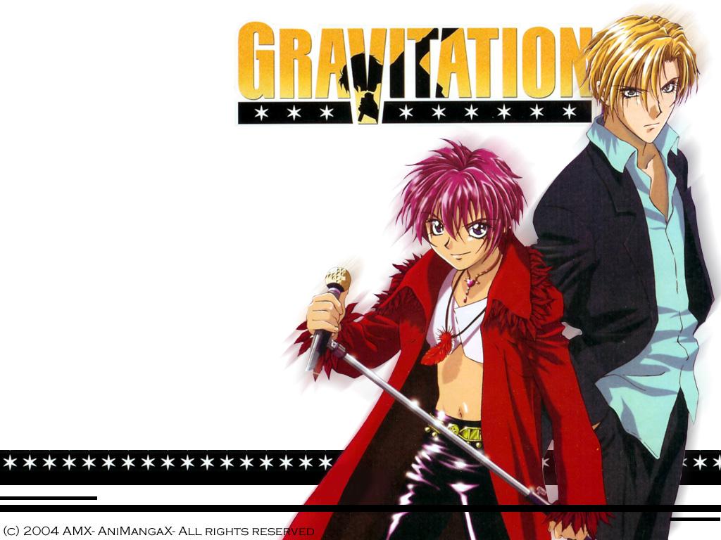 гравитация аниме картинки: