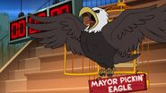 S2e14 majestic bird of america