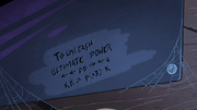 S1e10 Ultimate Power Code