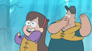 S1e2 mabel and soos performing a song