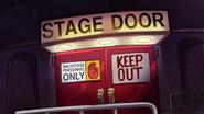 S1e17 stage door