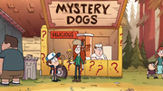 S1e9 mystery dogs