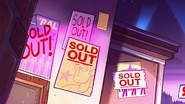 S1e17 sold out