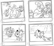 S2e9 Emmy Cicierega goatnpig storyboards