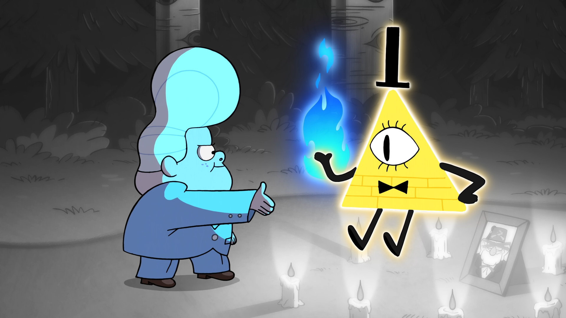 Dreamscaperers Gravity Falls Wiki Fandom Powered By Wikia