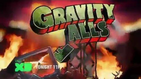 Gravity Falls - Gravity Alls Marathon