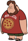 Pizza Guy appearance