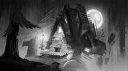 S1e19 ian worrel mystery dream shack