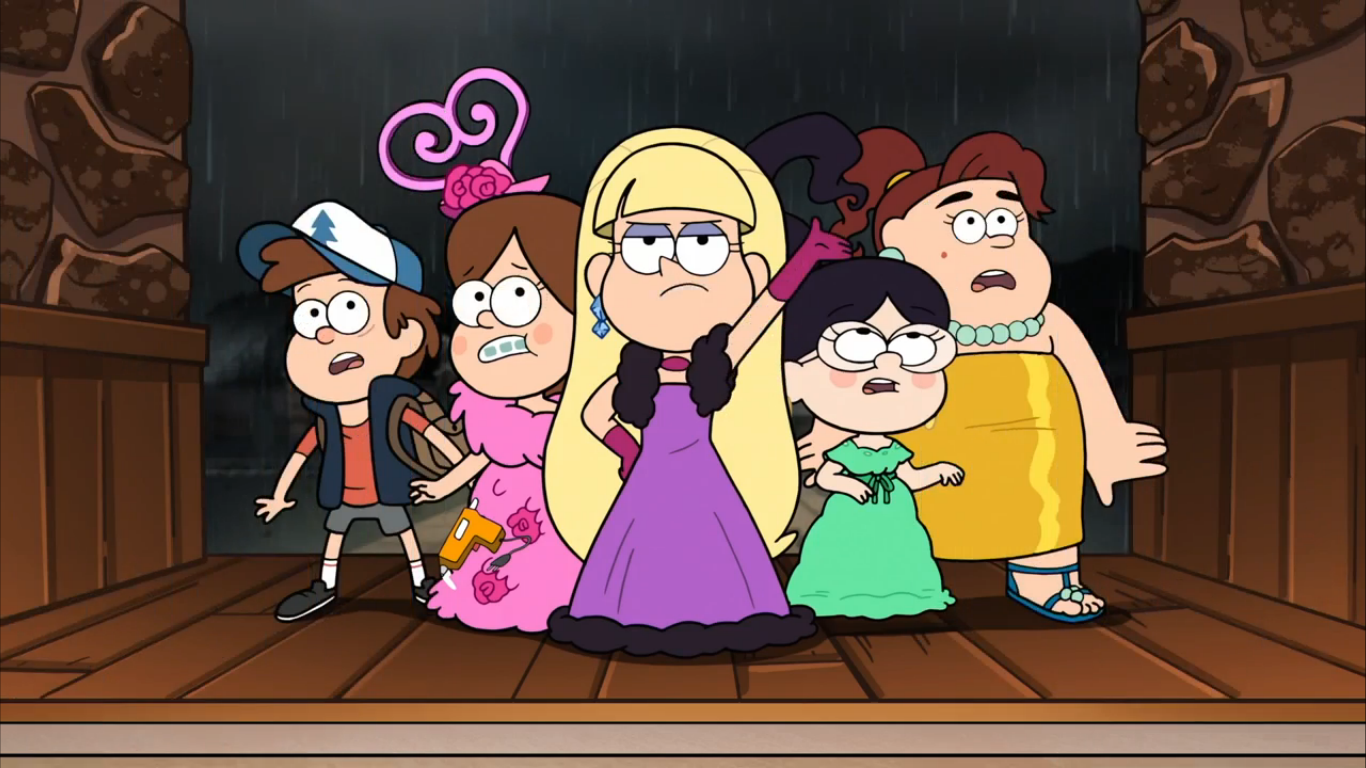 Gravity Falls Dipper And Candy Pacifica welcomes Dipper and