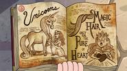 S2e15 unicorn hair page