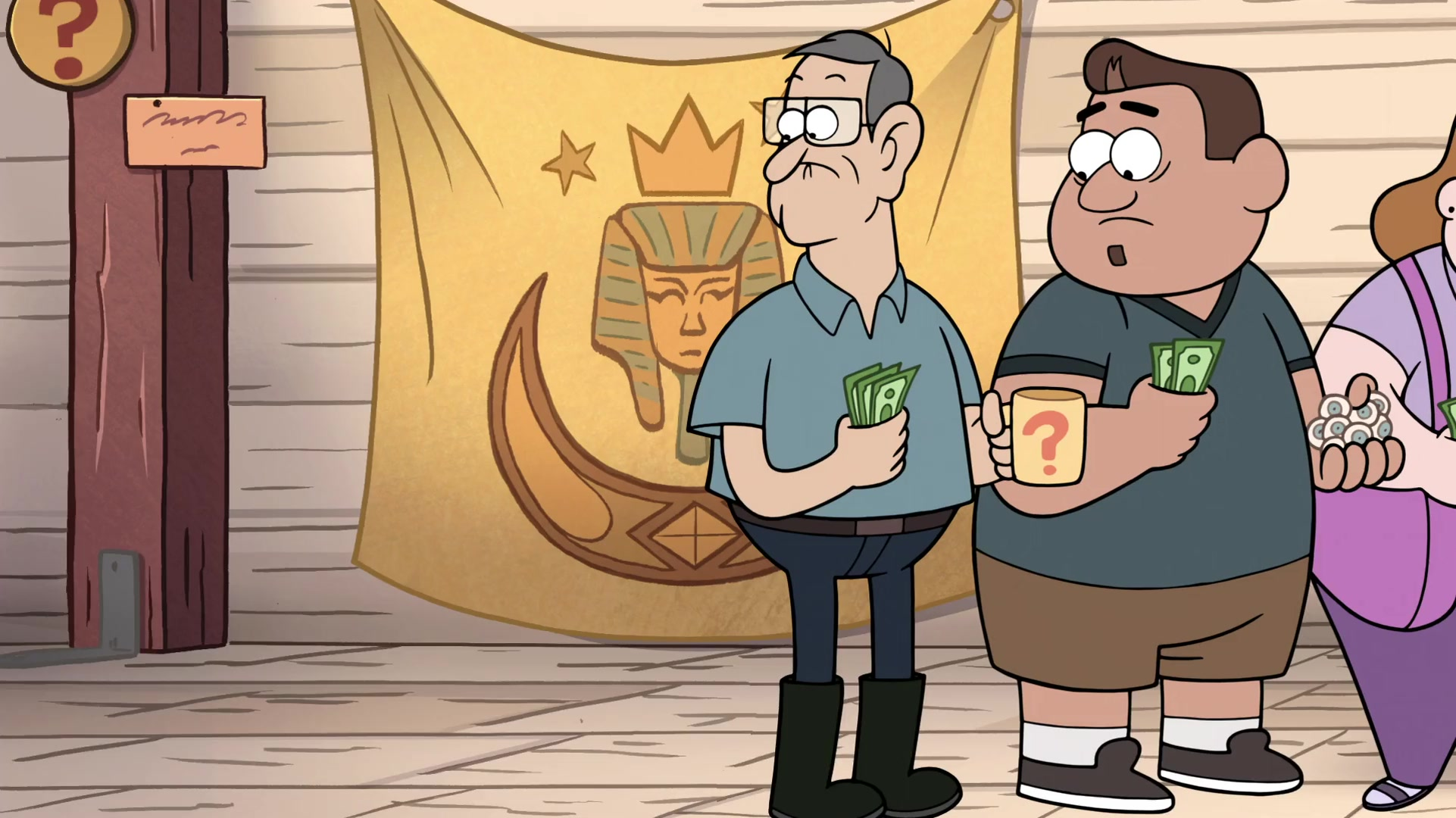 The Royal Order Of The Holy Mackerel Gravity Falls Wiki