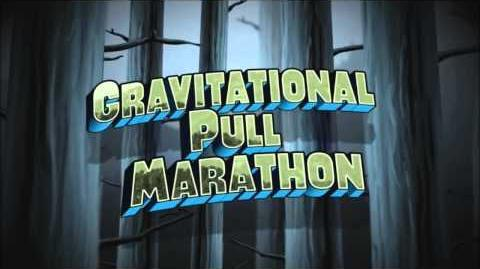 Gravitational Pull Marathon promo