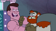 S1e3 manly dan angry
