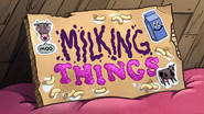 Short11 milking things