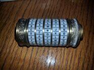 Cipher Hunter cryptex