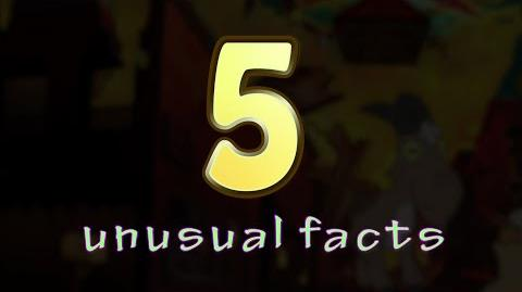 Gravity Falls - 5 Unusual Facts About Weirdmageddon
