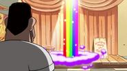 S1e17 rainbow burst
