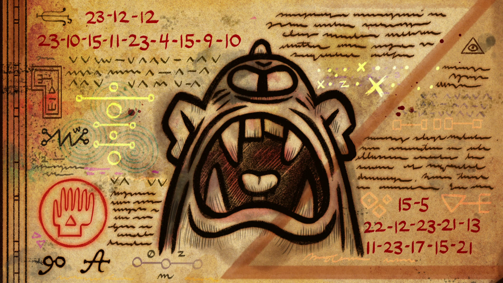 「gravity falls little gift shop of horrors END CREDITS」の画像検索結果