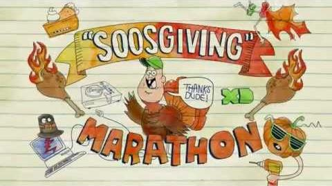 Soosgiving Marathon promo