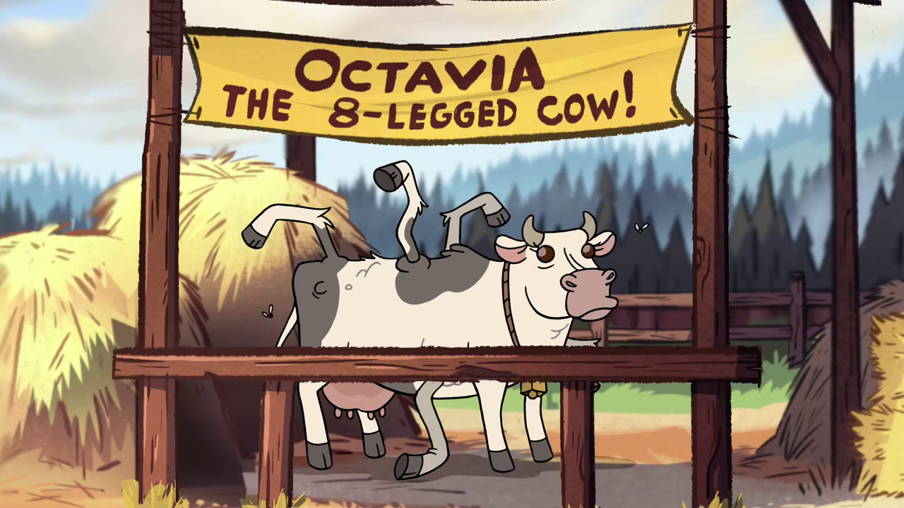 「gravity falls the octavia」の画像検索結果