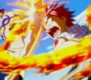 Flame and Wind