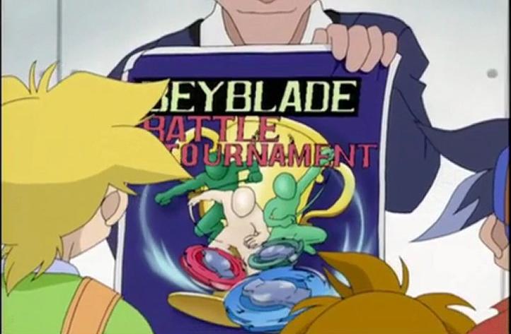 Beyblade - Episode 03