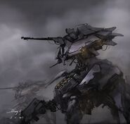Daily mech painting by progv-d3fyury