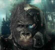 Dark planet of the apes 2015 by ali pourahmad bo by vfx2050-d8neghq