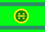Flag of the galactic Rebel alliance