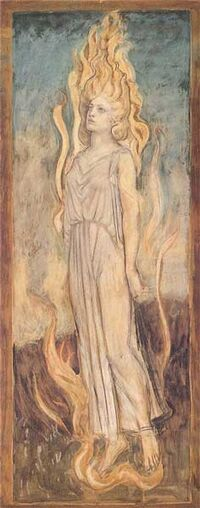 Essay/Term paper: Dionysus and semele