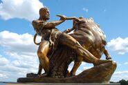 Hercules-cretan-bull