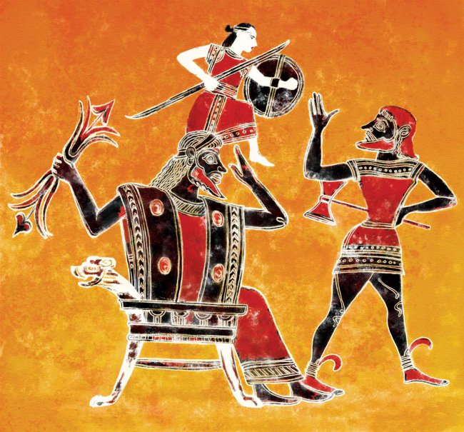 Kronos | Greek Mythology