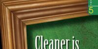 Cleaner is cheaper volume 5