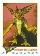 Topps Mohawk the Gremlin